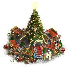 Christmas Market Level 3